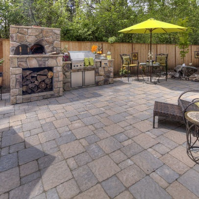 Great Kitchen Area   Pizza Oven   Grill   Paver Patio! Paradise Restored |  Portland,