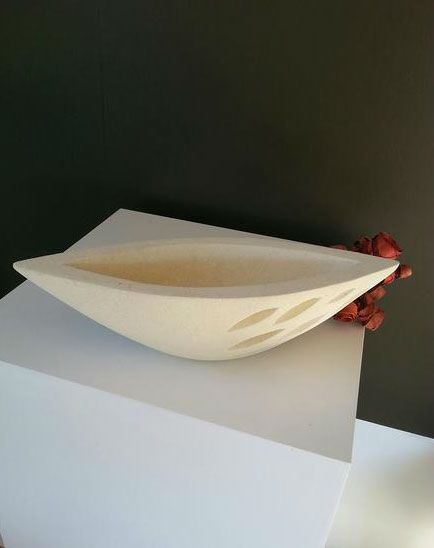 Organic Vessel by Jo Pervan  Available through The little GALLERY of fine ARTS