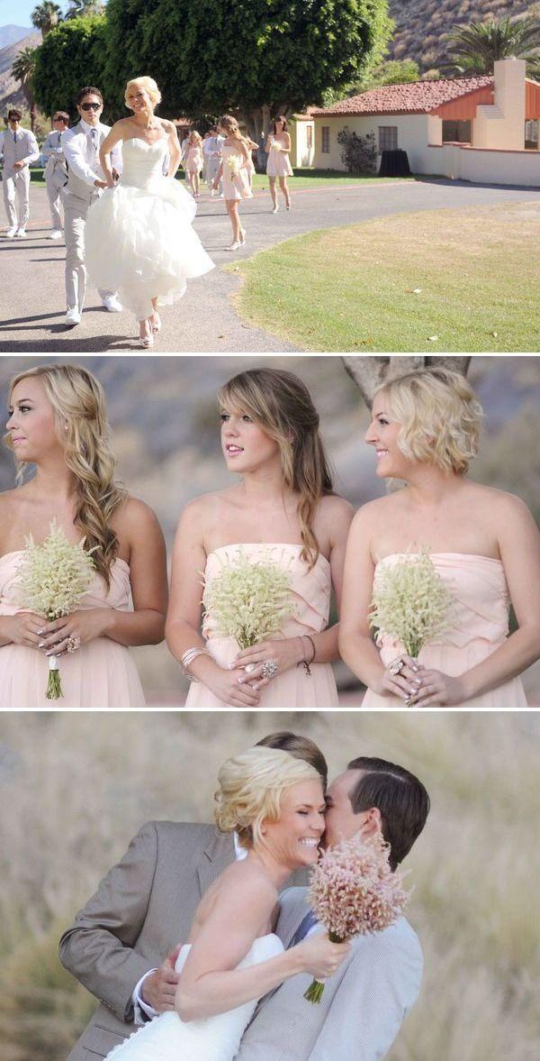 bridesmaids bouquet: Bridesmaids Bouquets, Astilbe Bouquet, Danny Wedding, Color, Bridesmaid Dresses, Bridesmaids Astilbe, Flowers Hair, Bridesmaid Bouquets, Flower Hair