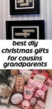 Les Meilleurs Cadeaux De Noel A Faire Soi Meme Pour Les Cousins