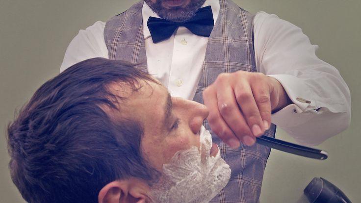 Το παραδοσιακό ξύρισμα