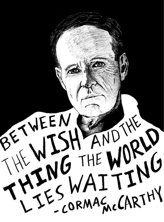 Cormac McCarthy (Authors Series) by Ryan Sheffield