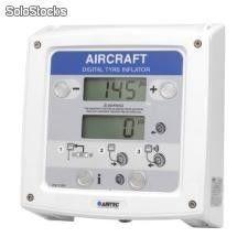 Inflador de neumaticos digital para aviones / aeronaves - Airtec 89xdh
