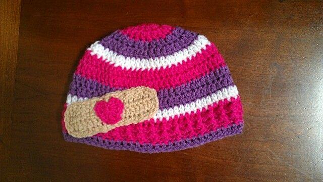 Doc McStuffins Crochet Patterns | Doc McStuffins inspired hat