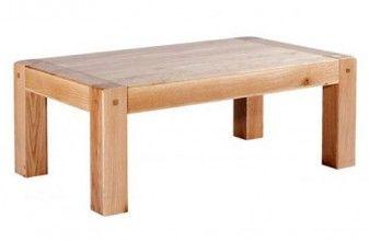 Hudson Coffee Table in oak Michael Murphy Furniture Coffee Tables