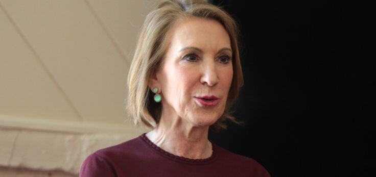 "Carly Fiorina Owns It on ""The View"""