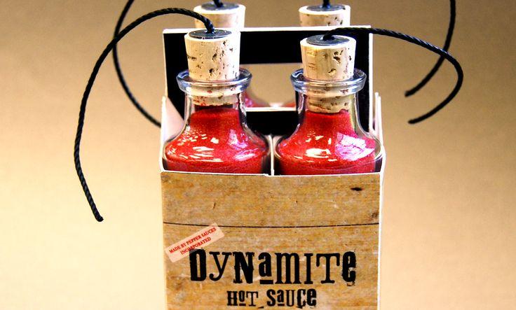 Dynamite fuse