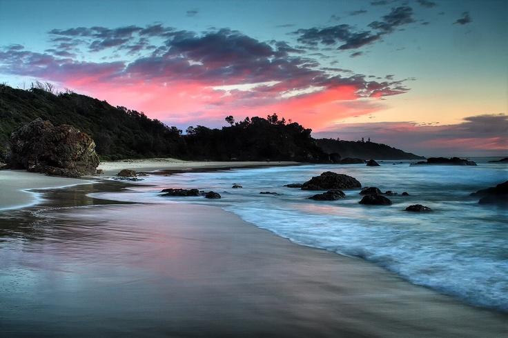 sunrise at Port Macquarie NSW Australia
