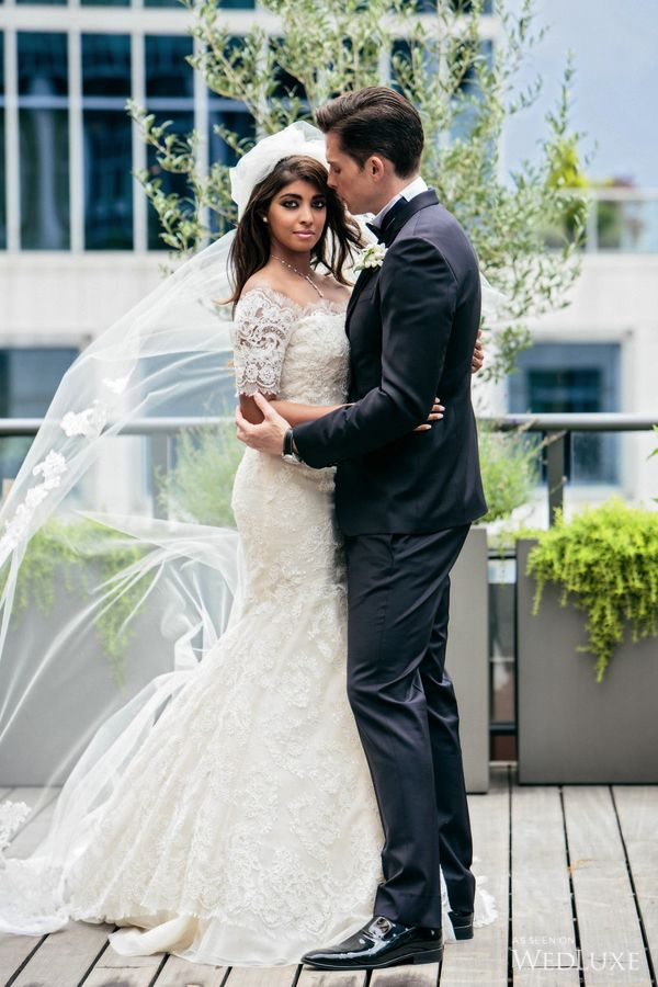 Rachel & Clifton as seen on WedLuxe | Wedding Planning by Countdown Events| Photography by Leanne Pedersen Photographers