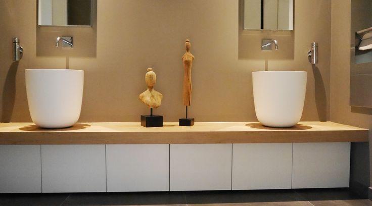 Ber ideen zu waschbecken mit unterschrank auf for Unterschrank fa r waschbecken