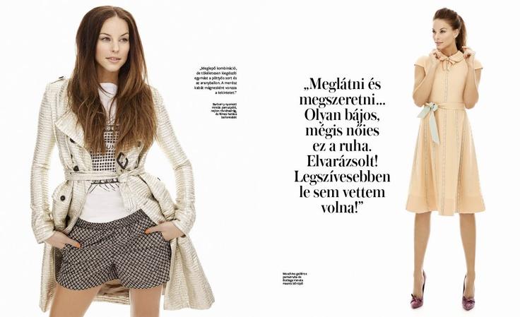 Betta Lipcsei for Jan - Febr issue