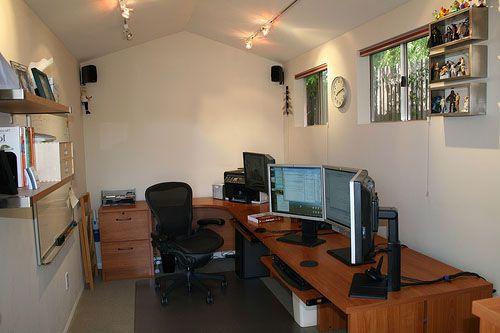31 besten gartenhaus als arbeitszimmer bilder auf pinterest arbeitsbereiche arbeitszimmer und. Black Bedroom Furniture Sets. Home Design Ideas