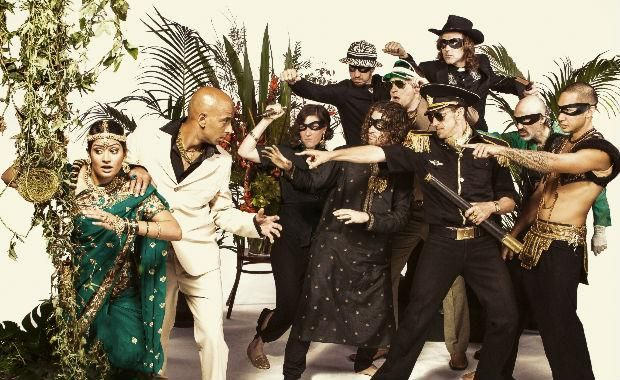 The Bombay Royale are originators of vintage Bollywood inspired sounds. Performing at Zoo Twilights, Friday, 20 February 2015.  Tickets on sale now http://www.zoo.org.au/melbourne/whats-on/the-bombay-royale