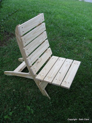Reproduction Camp Chair