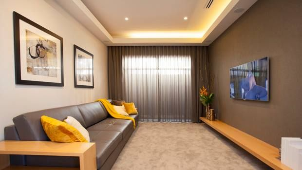 Enjoy all your favourite films in the comforts of the theatre room of the Urbis...