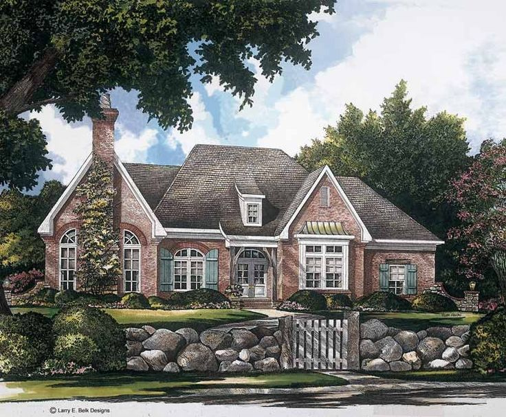 eplans french country house plan french elegance 2757 square feet and 4 bedrooms from