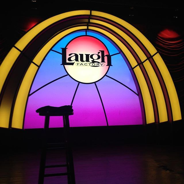 Standup Comedy Show - Laugh Factory   Groupon
