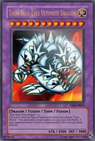 Force of the Ultimate Dragon Yugioh cards Monster cards