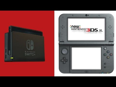 Nintendo 3DS Successor A Possibility - 3DS & Switch Will Co-Exist