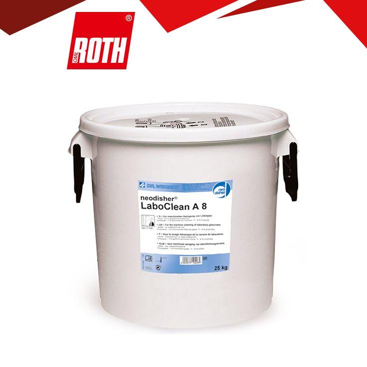 Alkalischer Intensivreiniger (Pulver) mit ausgeprägter Reinigungskraft und hohem Schmutztragevermögen. Tensidfrei.Zur  maschinellen Reinigung. Entfernt Blut, Serum, Lebensmittelrückstände,  Pharmaka, Farben, Lacke, Gelatine und andere organische Rückstände.  Enthält Phosphate, Dinatriummetasilikat, Natriumhydroxid,  Natriumcarbonat und Dichlorisocyanurat. Nicht für Aluminium und  Leichtmetalle geeignet.