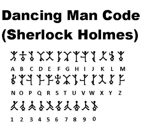 dancing men pictures - Google Search
