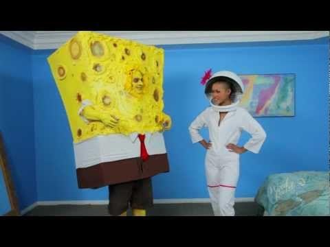 Skin diamond spongebob