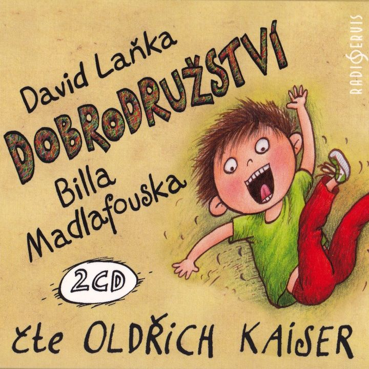 David Laňka – Dobrodružství Billa Madlafouska (recenzia)