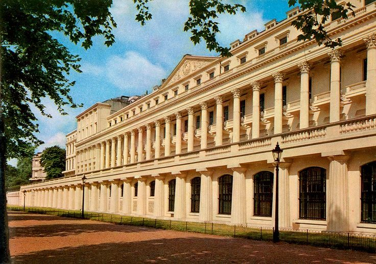 Carlton House Terrace, London John Nash, 1800