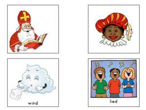 Rijmen Sint en Piet