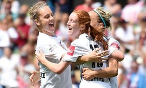 Dominant Melbourne City crowned W-League champions in debut season