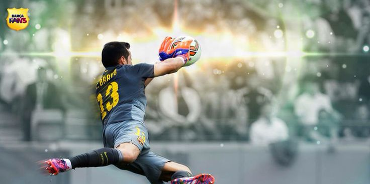 Claudio Bravo ! #Barcelona