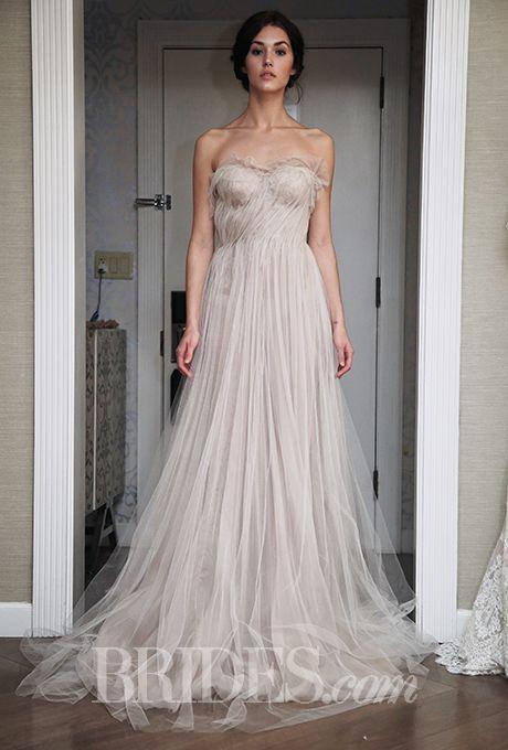 Brides: Samuelle Couture Wedding Dresses Fall 2015 Bridal Runway Shows Brides.com   Wedding Dresses Style