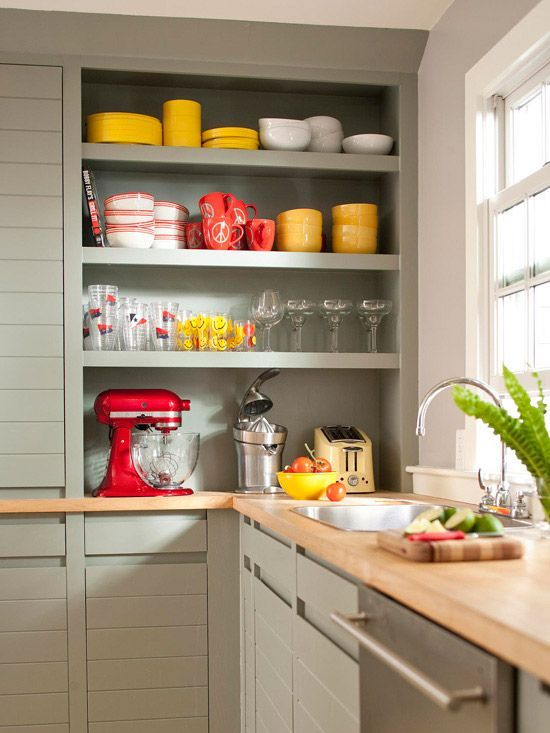 80 best low cost kitchen makeovers updates images on for Low cost kitchens