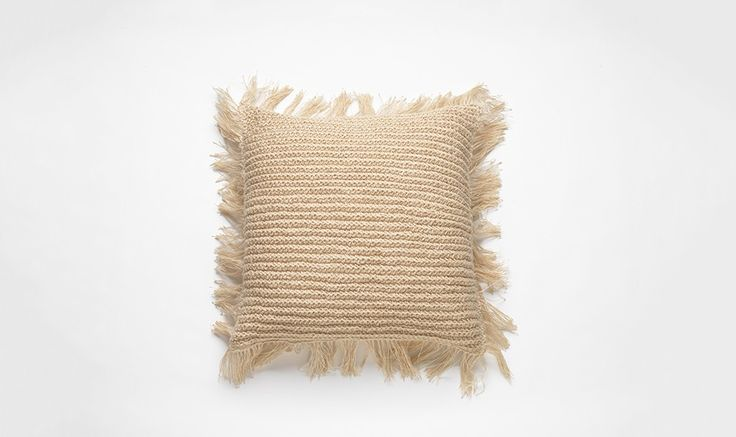 Fringe Cushion - Jardan