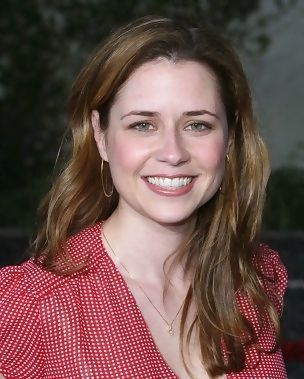 Once upon a time I was told Jenna Fischer should play me in a movie of my life... and I was very flattered.