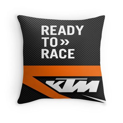 KTM Superduke throw pillow