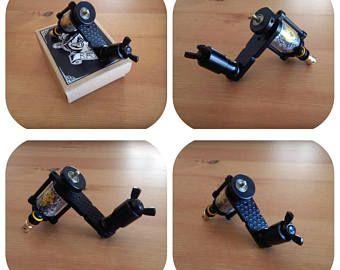 Tattoomaschine Mini Dreh-Direktantrieb