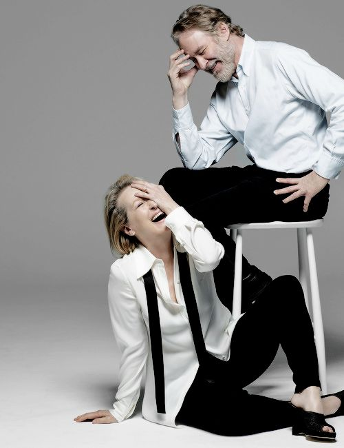Meryl Streep & Kevin Kline    Ricki and the Flash (2015)