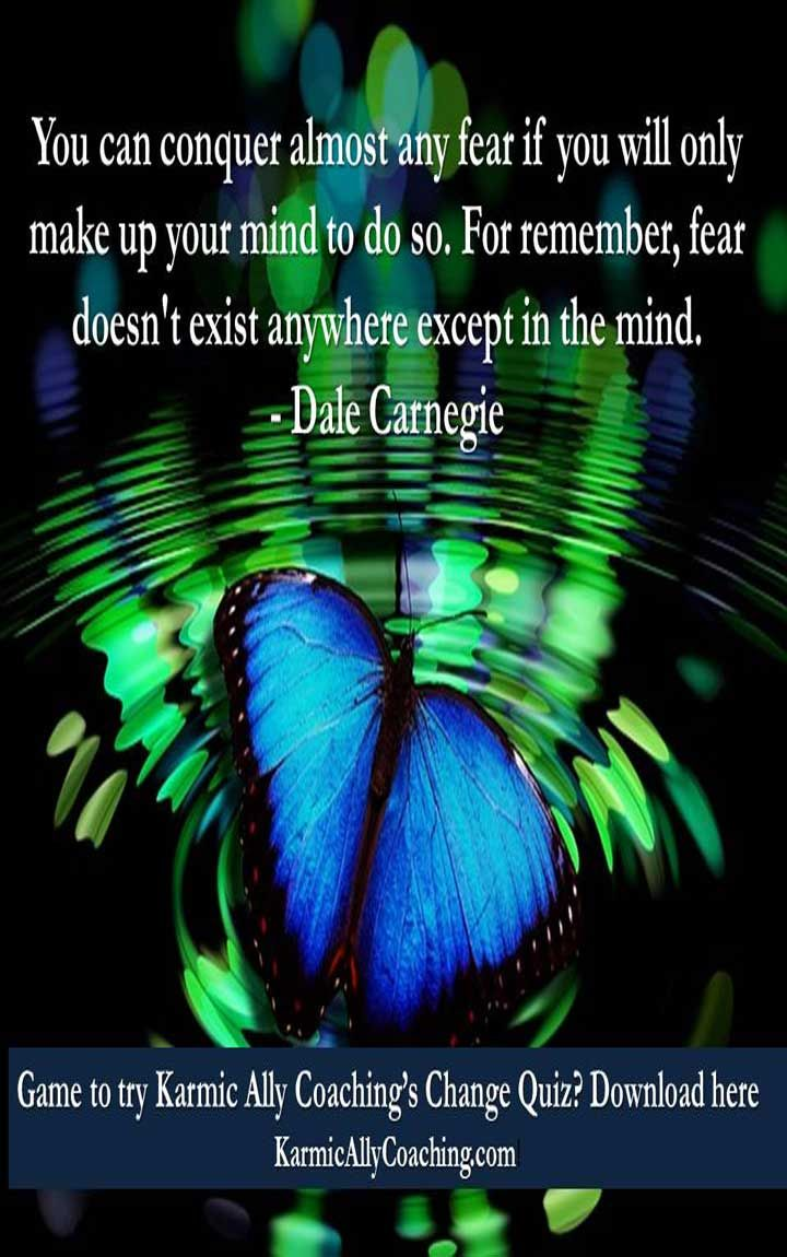 500 best karmic ally coachings collection of inspirational quotes you can conquer almost any if you will only make up your mind to do so for remember fear doesnt exist anywhere except in the mind buycottarizona