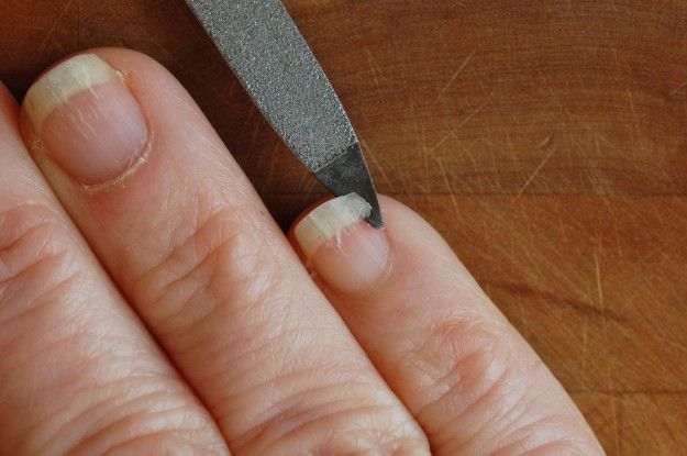 How To fix a broken fingernail. FINALLY!