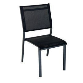 1000 id es sur le th me chaises de jardin en m tal sur for Chaise de jardin noire