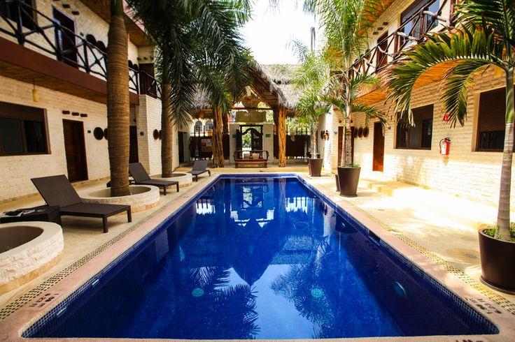 Hotel Kupuri, en Sayulita, Riviera Nayarit. #ViajeroGourmet #FoodAndTravelMX