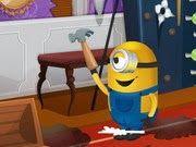 JOGOS ONLINE GRATIS: Jogo Online Gratis dos Minions House Make Over