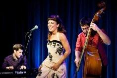 """El concert de Dácil López clourà aquest dissabte els actes del Dia Internacional de les Dones. Joventuts Musicals se suma a la jornada amb l'espectacle """"Four Women"""", un homenatge a les grans compositores del jazz."""