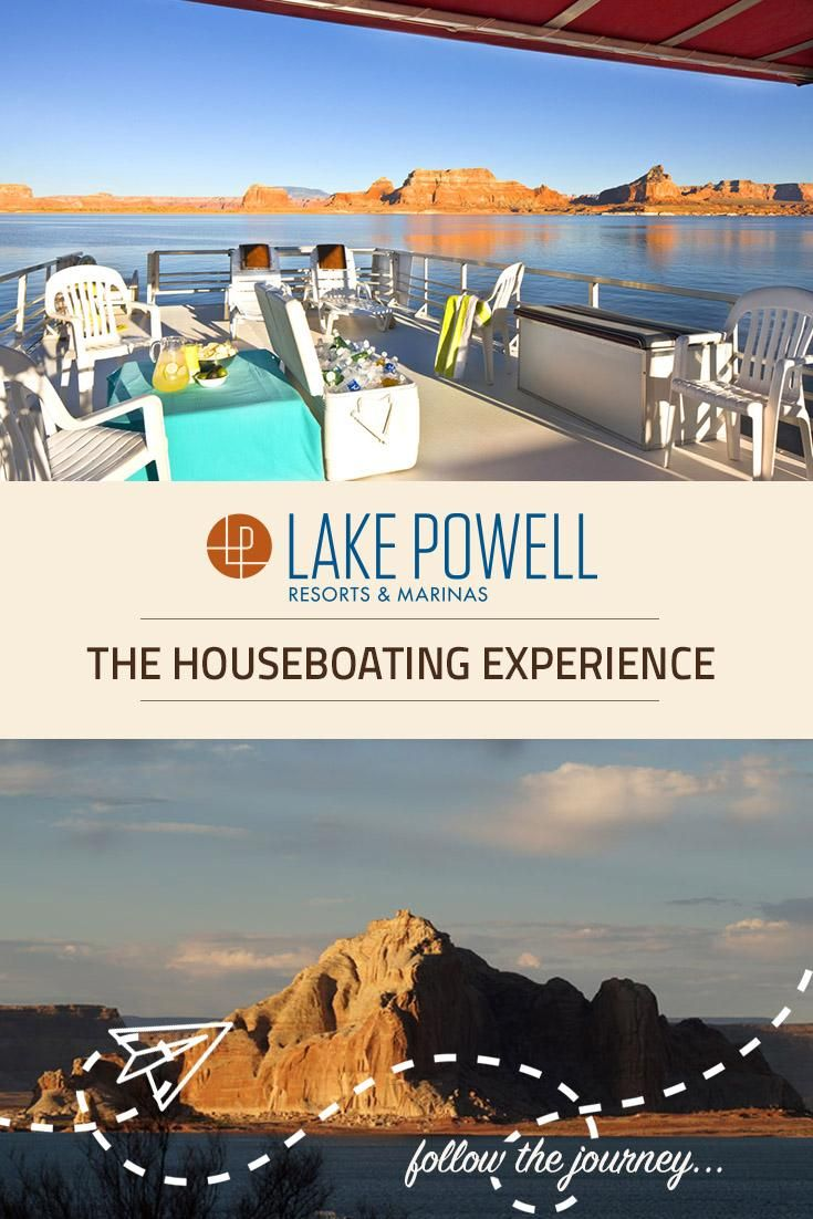 Without a doubt, Lake Powell is America's best houseboating destination.