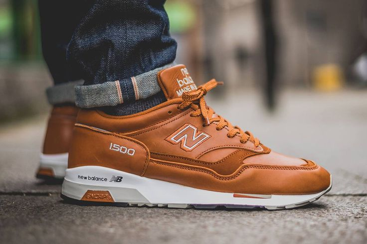 All Tan Leather For The Latest New Balance 1500