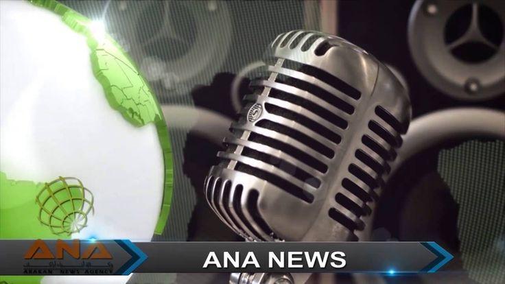 ANA Arakan Headlines NEWS - Burmese language - 15/09/2014 Monday