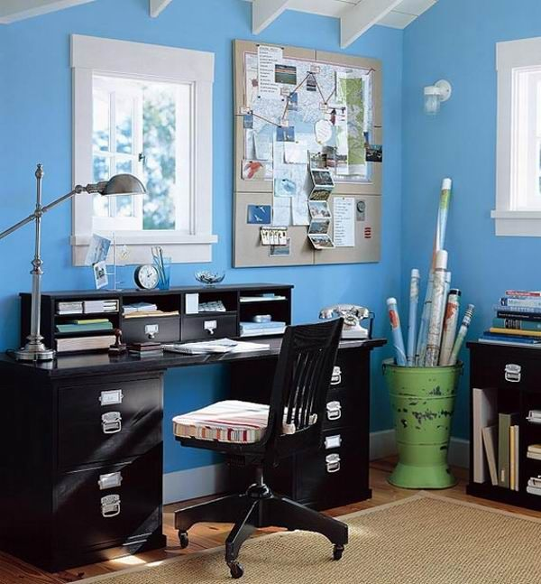 Office Wall Paint Colors