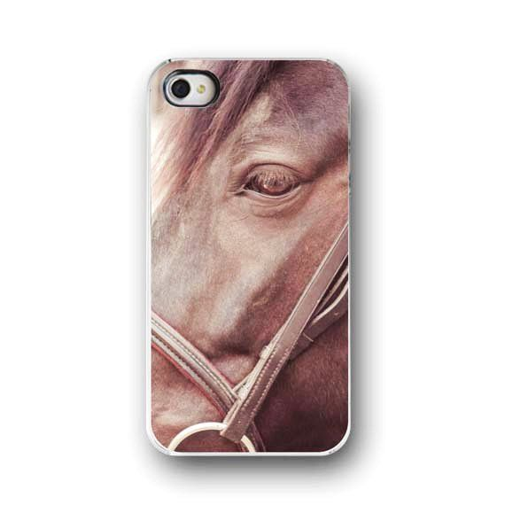 horse bling phone cases | , Phone 4 Case, Horse Lover, Pony, Equestrian, Brown, Cell Phone Case ...oh WOW that is sooooooooo pretty! i would LOVE that if you could get it of your own horse!