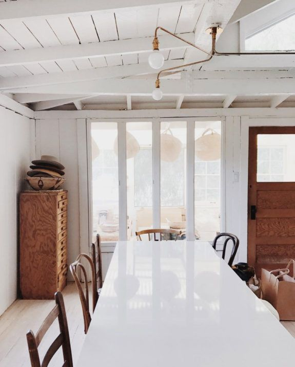 White Beam Me White Beams Cottage Dining Rooms White Beams